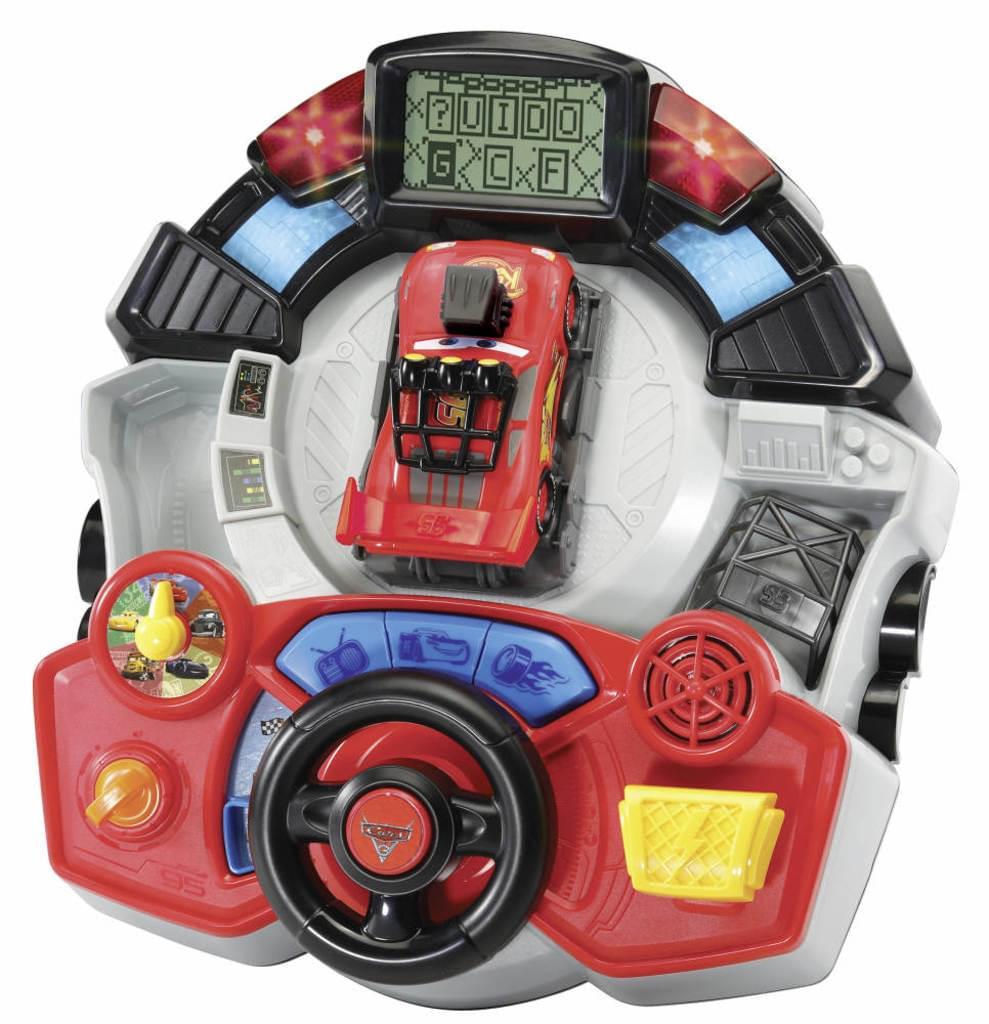 VTech Cars 3 Lightning McQueen Boxenstopp *versandkostenfrei* [Real.de]