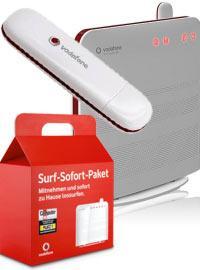 orig. Vodafone 10GB INet-UMTS-Zuhause-Flat + Festnetzflat für mtl. 10,36 € (24Monats-Vertrag) durch 240 € Auszahlung, incl. 2x Hardware