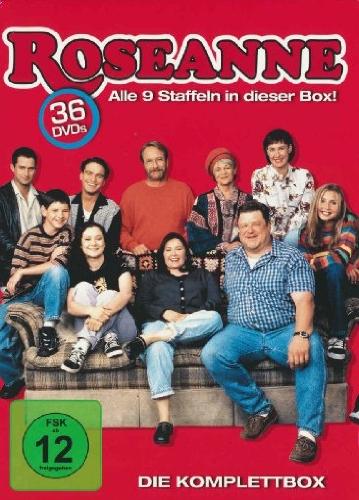Roseanne - Die Komplettbox (36 DVDs) für 49€ versandkostenfrei (Media Markt)