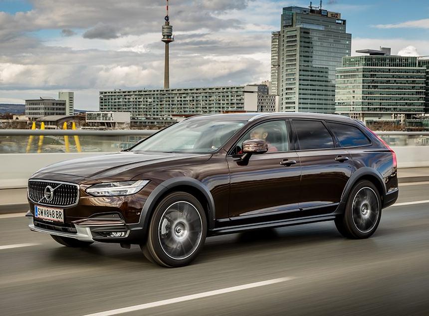 Volvo V90 Cross Country T5 Pro AWD (250 PS) - mtl. 316,16€ (netto) inkl. Service-Paket, Automatik, LF 0,59, 24 Monate [Gewerbeleasing]