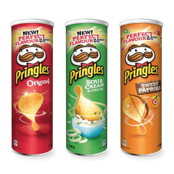 Pringles Chips verschiedene Sorten mit 180g/190g für 0,69€ (Angebot & Coupon) (Kaufland) nur noch heute!