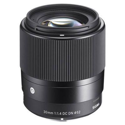 Sigma Contemporary AF 30mm 1.4 DC DN für Sony E