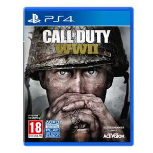 [Grenzgänger NL] (Intertoys) Call of Duty: World War II (PS4 & Xbox One) für 9,99 €