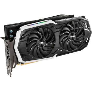 [mediamarkt@ebay UK] MSI GeForce® RTX 2070 Armor 8G (V373-014R) (NVIDIA, Grafikkarte)