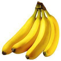 Bananen, das kg für 88 Cent [Globus]