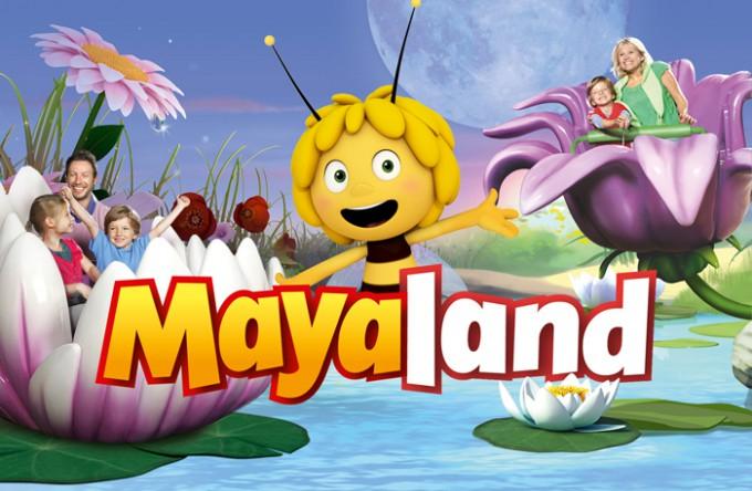 Mayaland - Die Biene Maja, Heidi und Wickie in Polen besuchen (Freizeitpark 140km von Berlin)