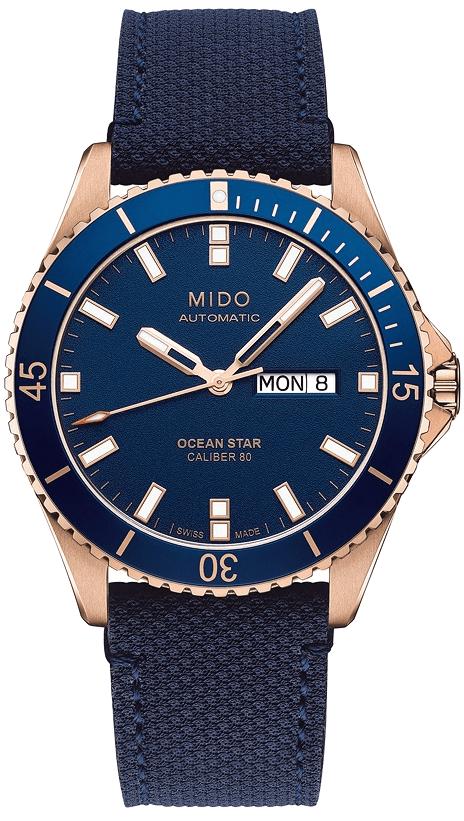 15% auf nicht Reduzierten Uhren zb. Mido Ocean Star Captain