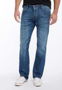 Mustang Michigan Straight Herren Jeans Used-Look  - Angebot auf eBay