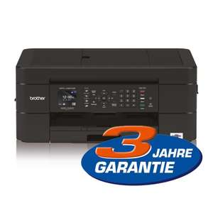 Brother MFC J491DW, mit ADF, Drucker, Kopierfunktion, Fax, Scanner, Duplex, W-LAN