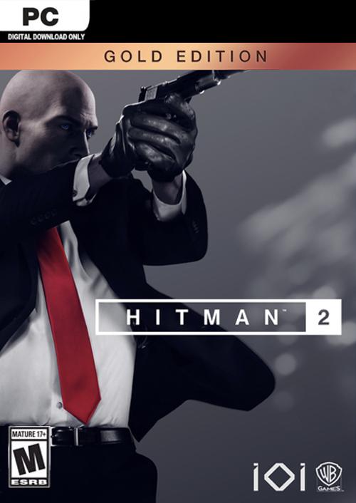 Hitman 2 Gold Edition (Steam) für 25,40€ (CDKeys)
