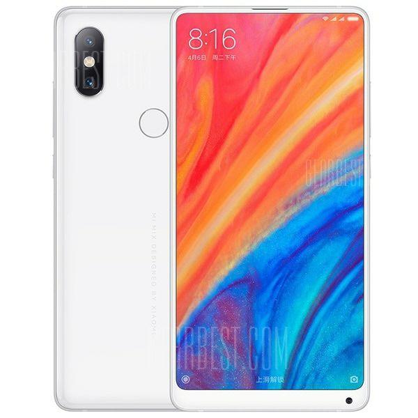 """Xiaomi Mi Mix 2S Smartphone 5.99"""" - Snapdragon 845, 6GB, 64GB, weiß (verkauf und Versand durch Amazon) bei (Amazon.it)"""