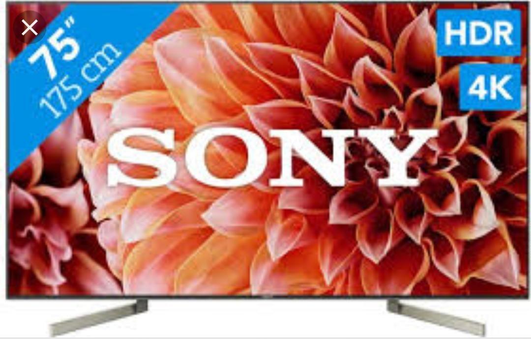 Sony Android TV 75XF9005 Full LED zum Bestpreis [75 XF 9005]