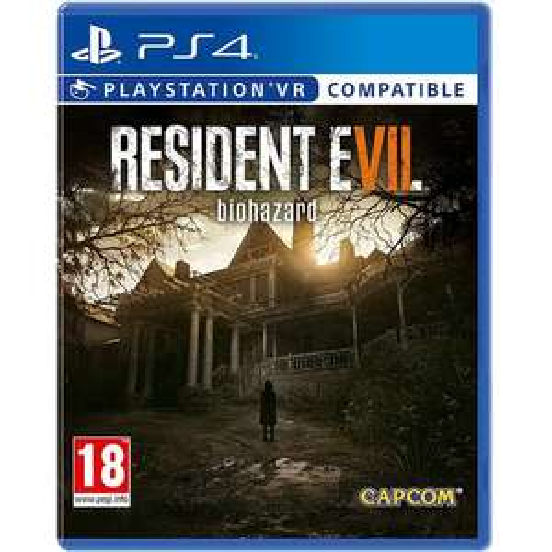 Resident Evil 7: Biohazard (PS4) für 12,19€ (Mymemory)