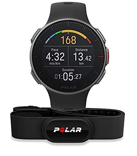 Polar Vantage V + Brustgurt H10 GPS Sportuhr Bestpreis!