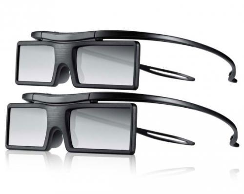 2x Samsung Shutterbrille SSG-4100GB für 18,95€ statt ~35,-
