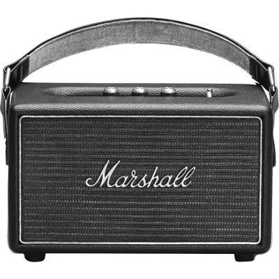 Marshall Kilburn Steel Edition für 165,98€ - kompakter Lautsprecher mit Akku für bis zu 20 Stunden Spieldauer