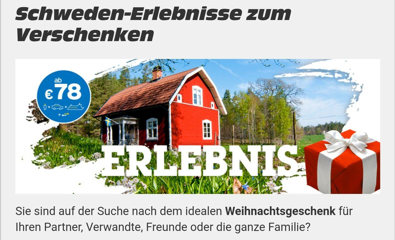 TT-Line Angebot 78€ Aktion + Rabatt via Kampagnencode (von Rostock nach Schweden) auch in den Sommerferien