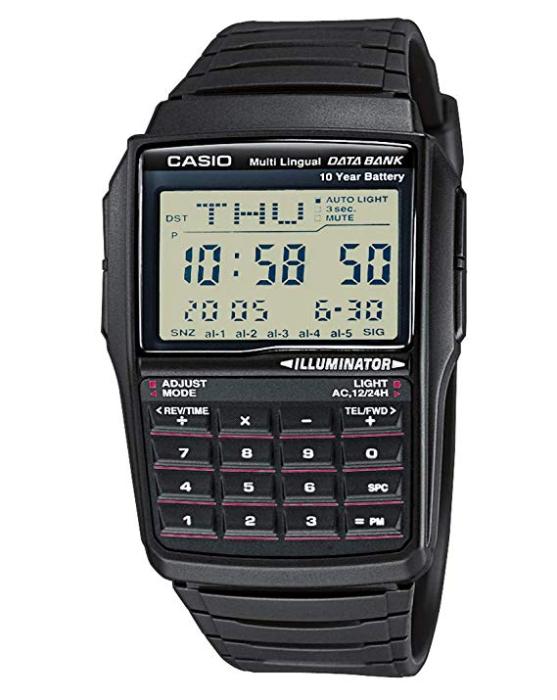 [Amazon.it] Casio Collection DBC-32-1AES Digitaluhr für Herren Mit Taschenrechner