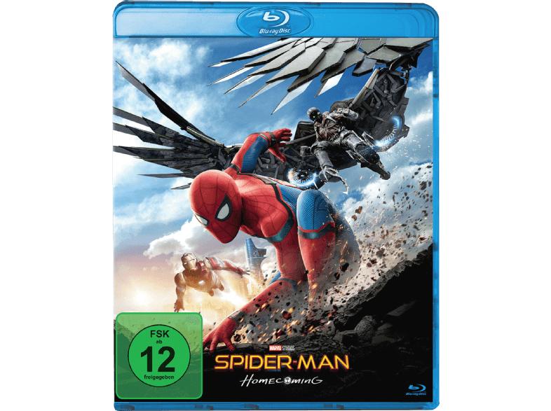 Gönn-Dir-Neujahr bei Media Markt: z.B. Spider-Man Homecoming [Blu-ray] 5€, Passengers [Blu-ray] 5€