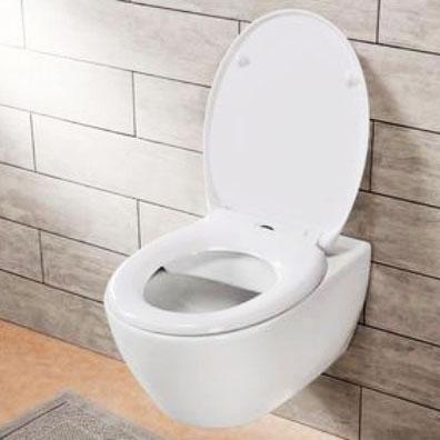WC-Sitz mit Absenkautomatik bei ( Lidl 12,99€ und bei Jawoll nur 10€)