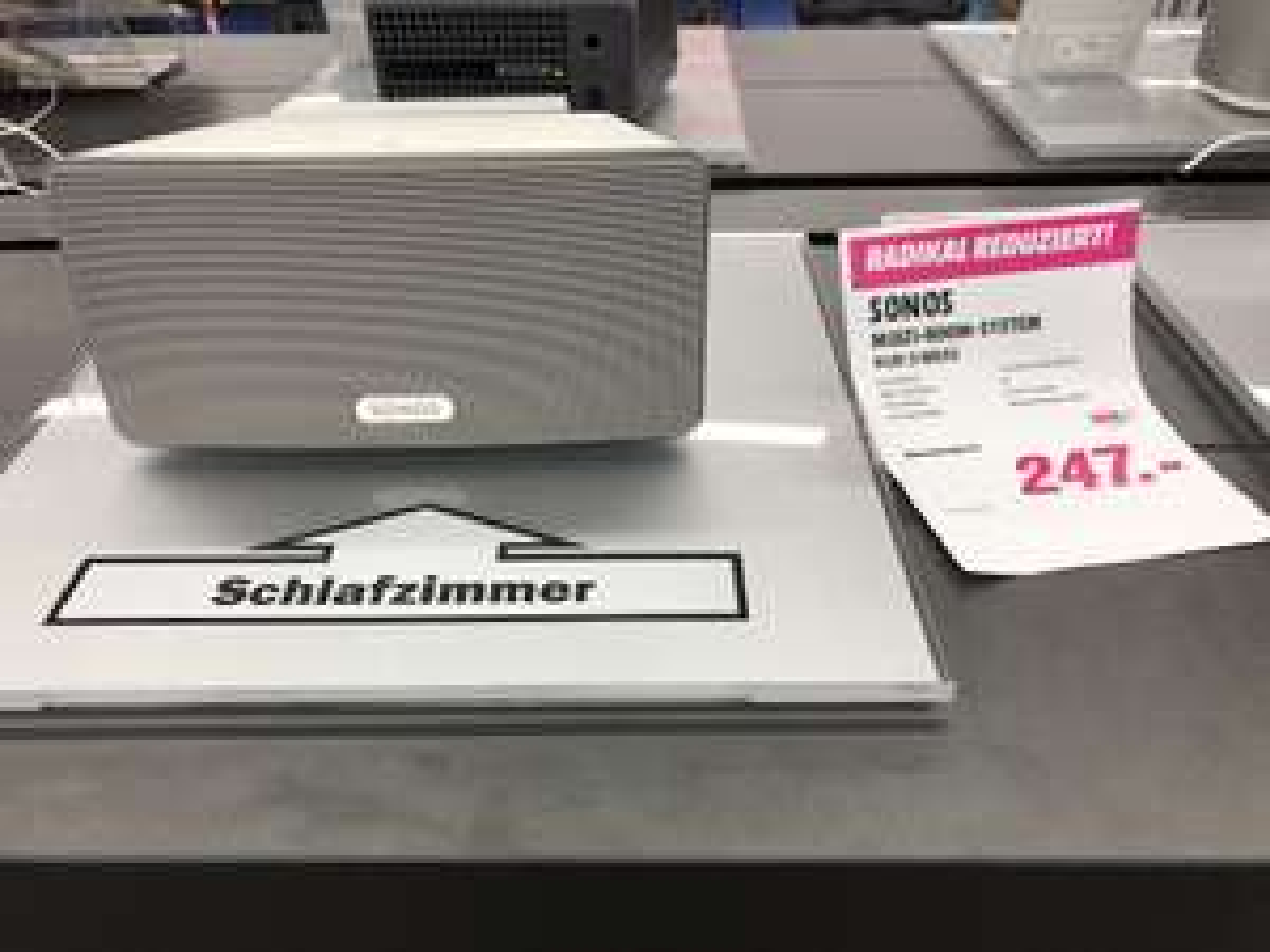 Sonos Play 3 [lokal] Media Markt Nienburg