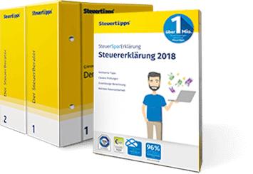 SteuerSparErklärung 2019 - Neujahrsgruß mit 5€ Rabatt