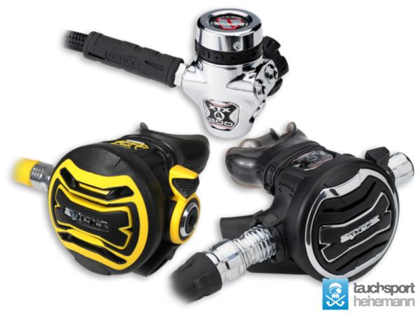 Apeks Atemregler Set XTX 200 DIN und Octopus XTX 40
