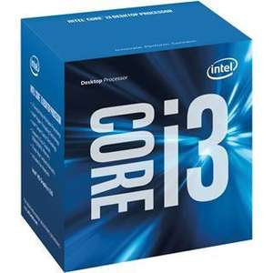 Intel core i3 7100 2x 3.9GHz boxed