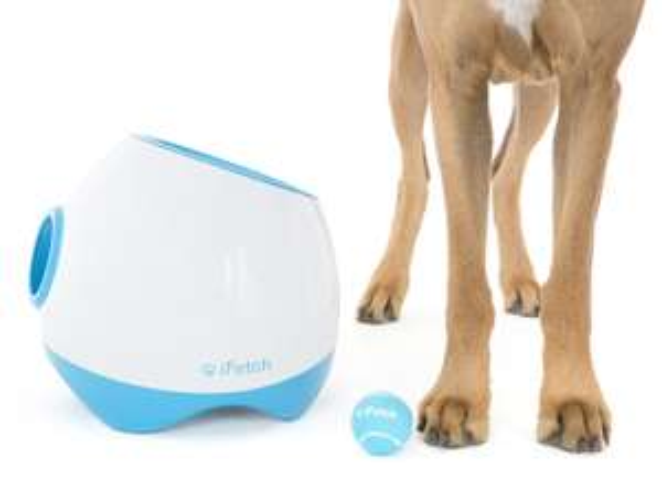cool stuff.de: iFetch Automatisches Ballwurfgerät Too für größere Hunde
