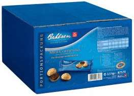 World of Sweets: Jahresvorrat Bahlsen Contessa 96 3er Packs ca. 2500g