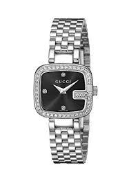 GUCCI G-GUCCI Uhr mit 45 Diamanten