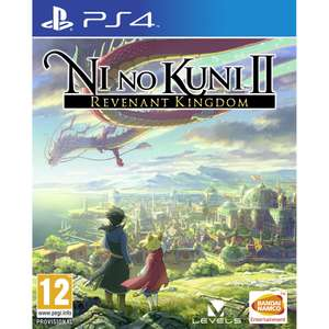 [Intertoys NL] Ni No Kuni II Revenant Kingdom (PS4) für 11,98 € & Xbox One Sports White Special Edition Controller für 31,98 €
