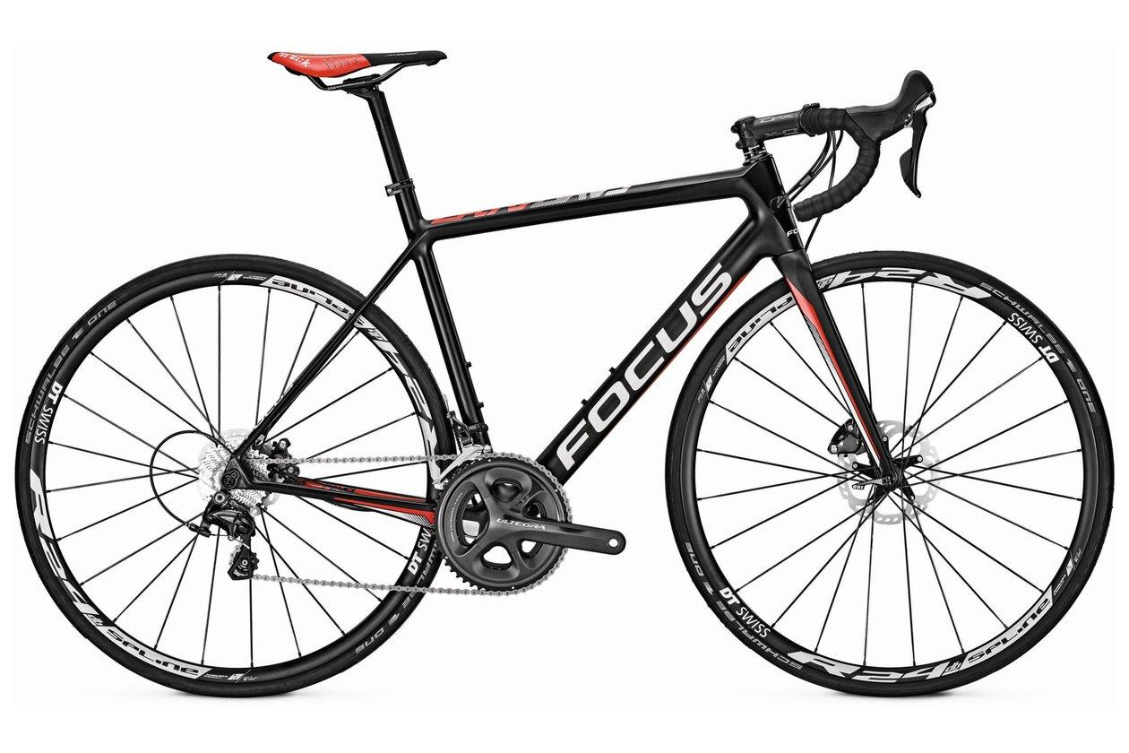 Restposten Damen Rennrad 48cm - Focus Cayo Disc Ultegra 2017 zzgl. Versand