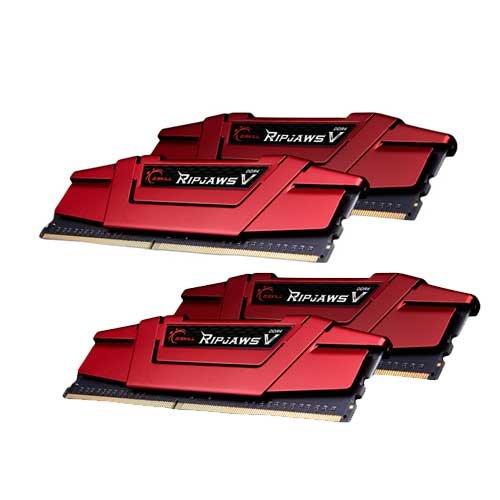G.Skill RipJaws V 64GB-Kit DDR4 3400 CL16 Samsung B-Die