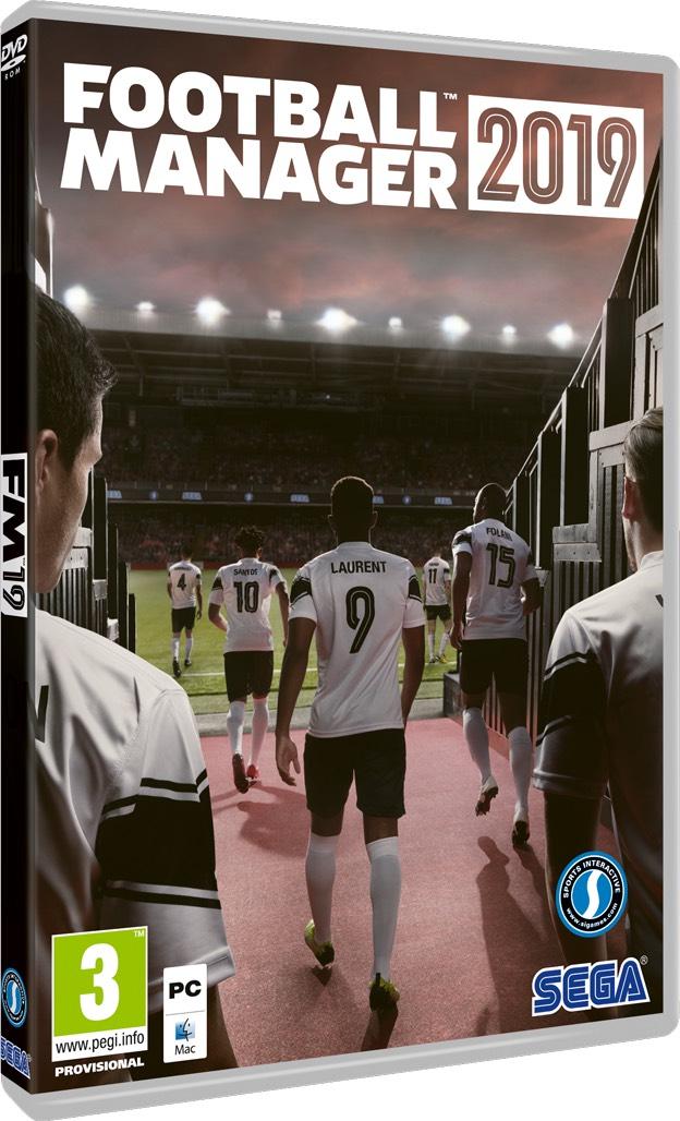 [Voidu] Football Manager 2019 für PC und Mac (Steam Key)