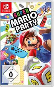 Super Mario Party Switch [Saturn & Amazon]