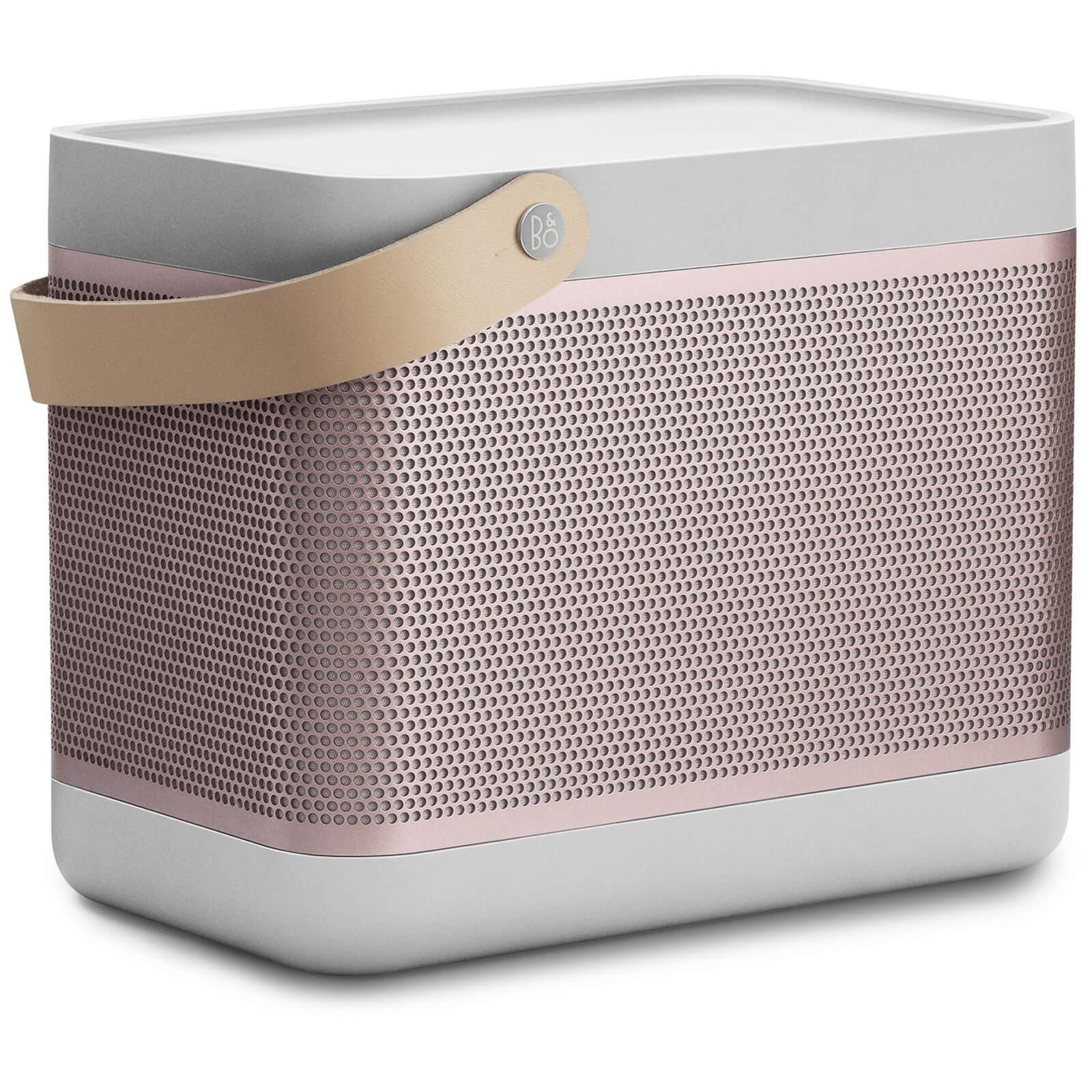 Bang & Olufsen Beolit 15 Bluetooth Lautsprecher (portabler, 24h Akku, 30 Watt) rose