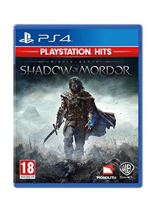 Mittelerde: Mordors Schatten (PS4) für 10,93€ (ShopTo)