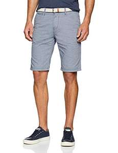 [amazon] Tom Tailor Denim Herren Shorts Slim Chino Yd Belt - NUR GRÖSSE M