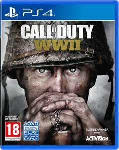 Call of Duty: WWII Ps4 Playstation 4