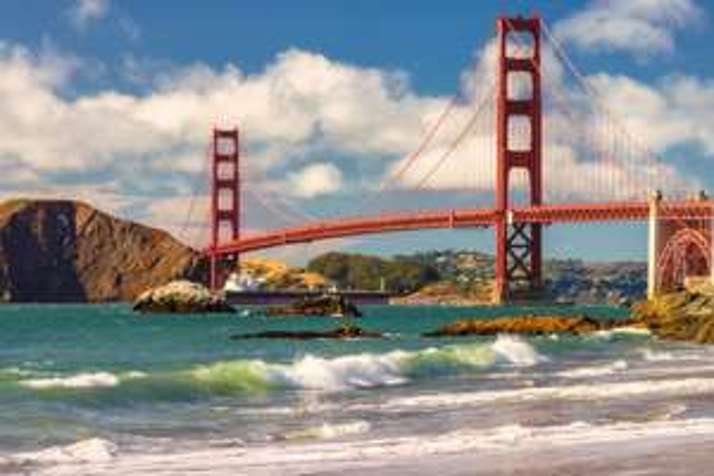 Flüge:USA(März-Juni/Aug-Nov)Hin- und Rückflug von Hamburg/Frankfurt/Berlin/Stuttgart nach New York/San Francisco/Chicago ab 266€ inkl.Gepäck