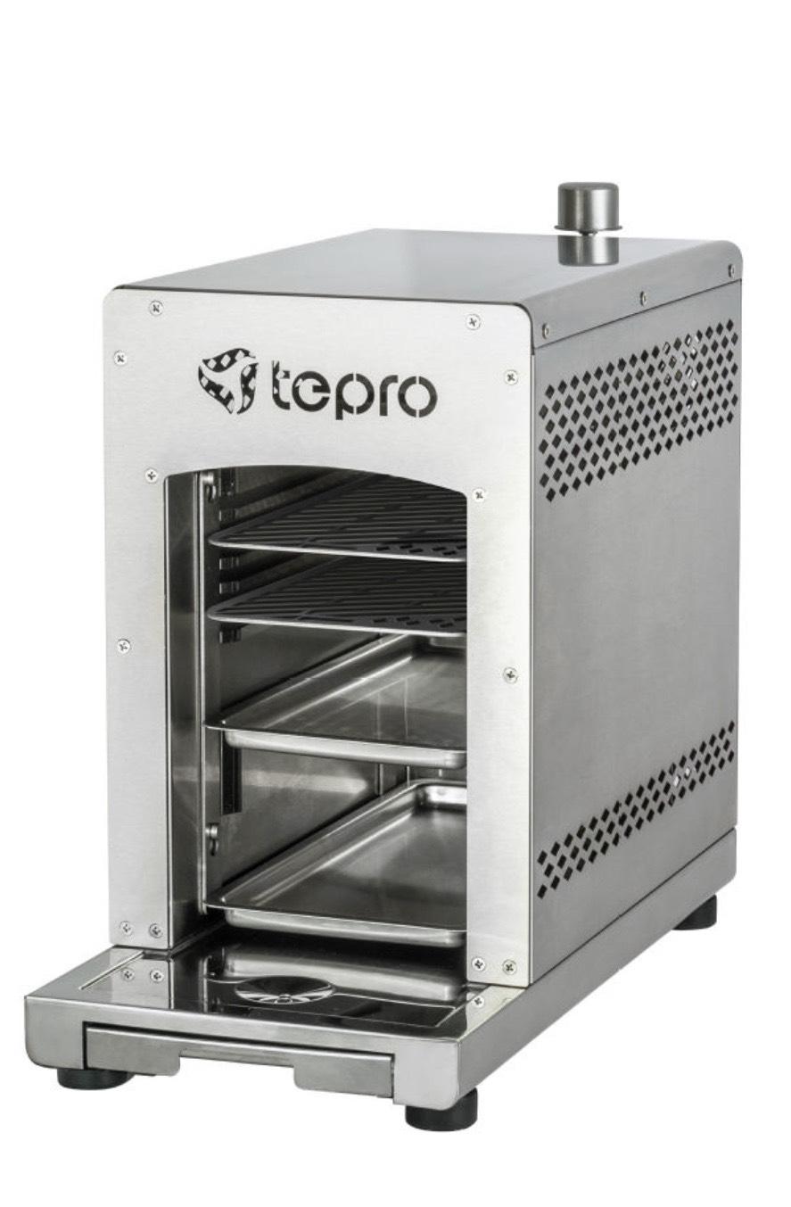 Kein original Beefer, aber ein günstiger Steakgrill von TePro