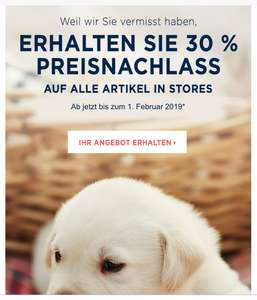 Polo Ralph Lauren  - 30 % Preisnachlass in OUTLET STORES!