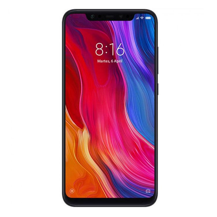 Xiaomi Mi 8 128GB Schwarz Dual-SIM EU-Gerät [inkl. Versand]