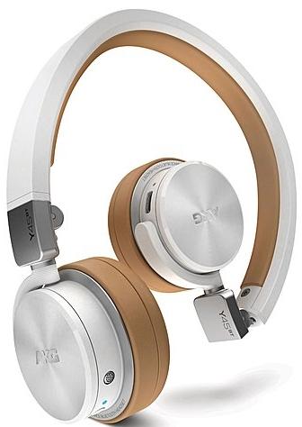 AKG Bluetooth-Kopfhörer Y45BT weiß
