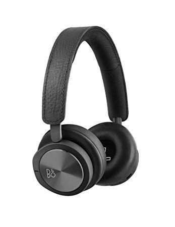 Bang & Olufsen Beoplay H8i - Bluetooth On-Ear Active Noise Cancelling Kopfhörer - schwarz