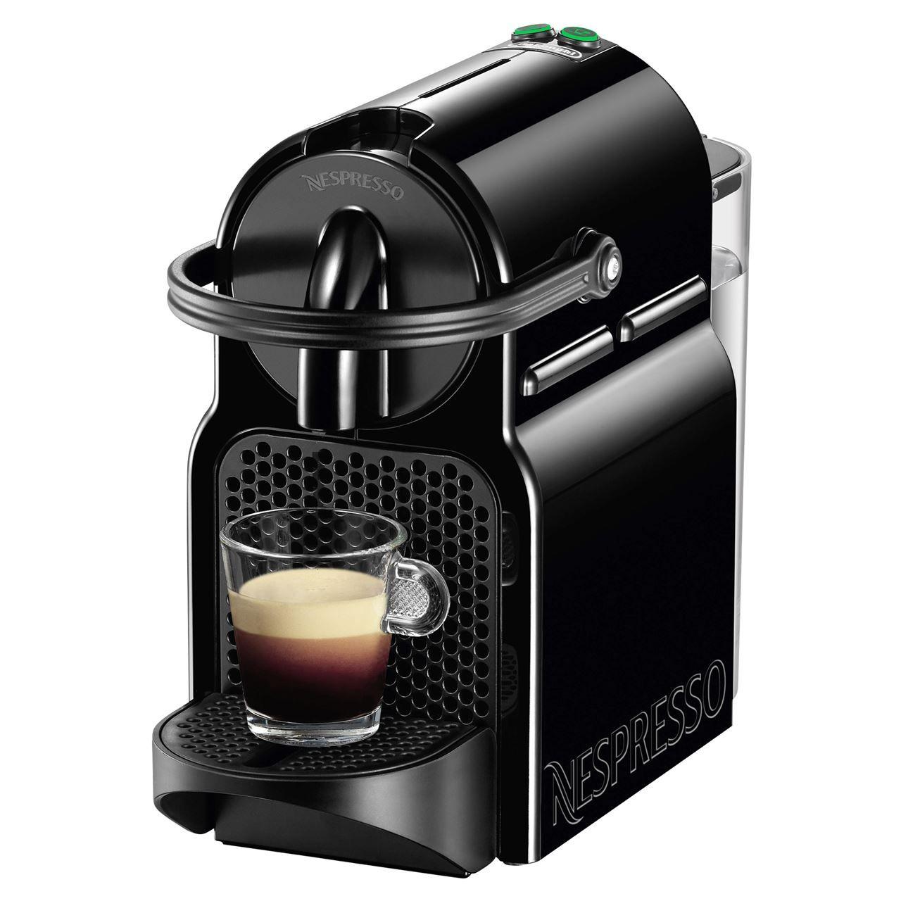 Nespresso Inissia EN 80B Maschine mit 40€ Cashback als Kapselguthaben auf nespresso.de