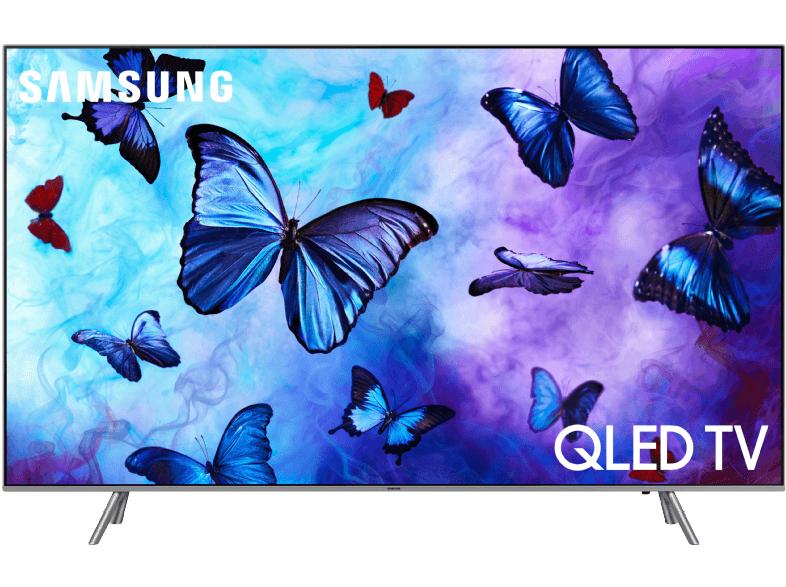 SAMSUNG GQ75Q6FNGT QLED TV (75 Zoll, 4K) + Soundbar + 300€ Gutschein + Shoop