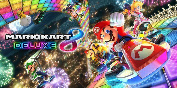 Mario Kart 8 Deluxe Nintendo Switch [Südafrikanischer eshop]
