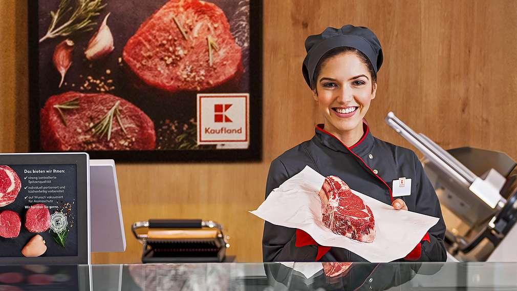 Geld zurück Garantie - Kaufland Wertschätze-Fleisch